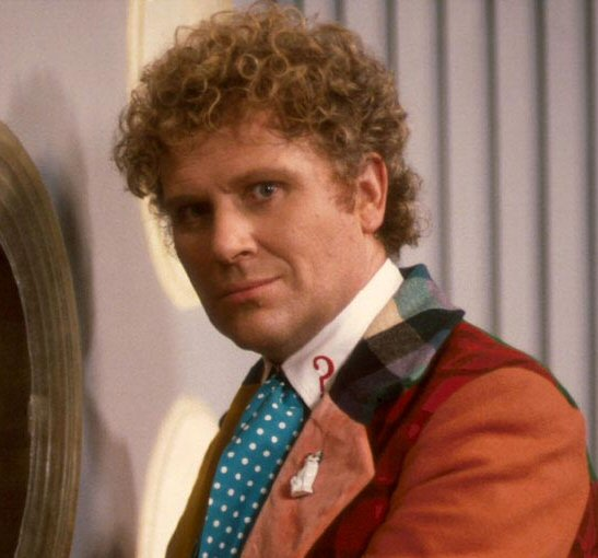 colin baker top gear