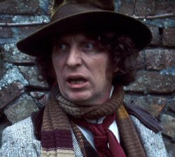 Tom Baker - 4th Doctor