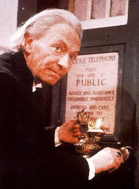 William Hartnell - The First Doctor