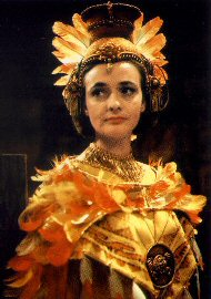 Barbara Wright played by Jacqueline Hill