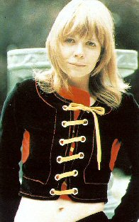 Jo Grant played by Katy Manning