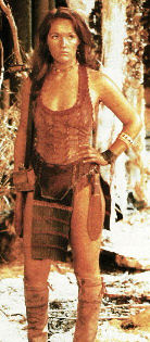 Leela played by Louise Jameson