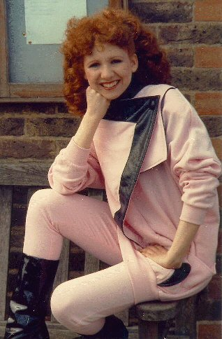 Mel played by Bonnie Langford