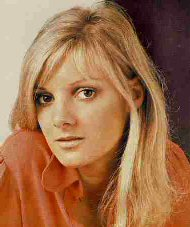 Polly played by Anneke Wills