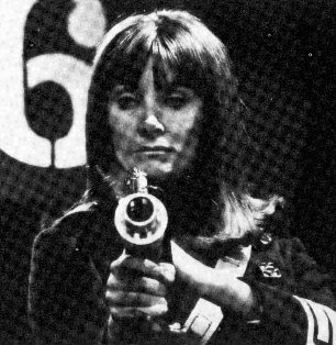 Sara Kingdom played by Jean Marsh