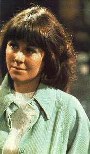 Sarah Jane Smith played by Elisabeth Sladen