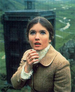 Victoria Waterfield played by Deborah Waitling