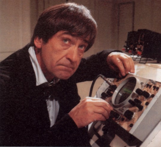 patrick troughton young